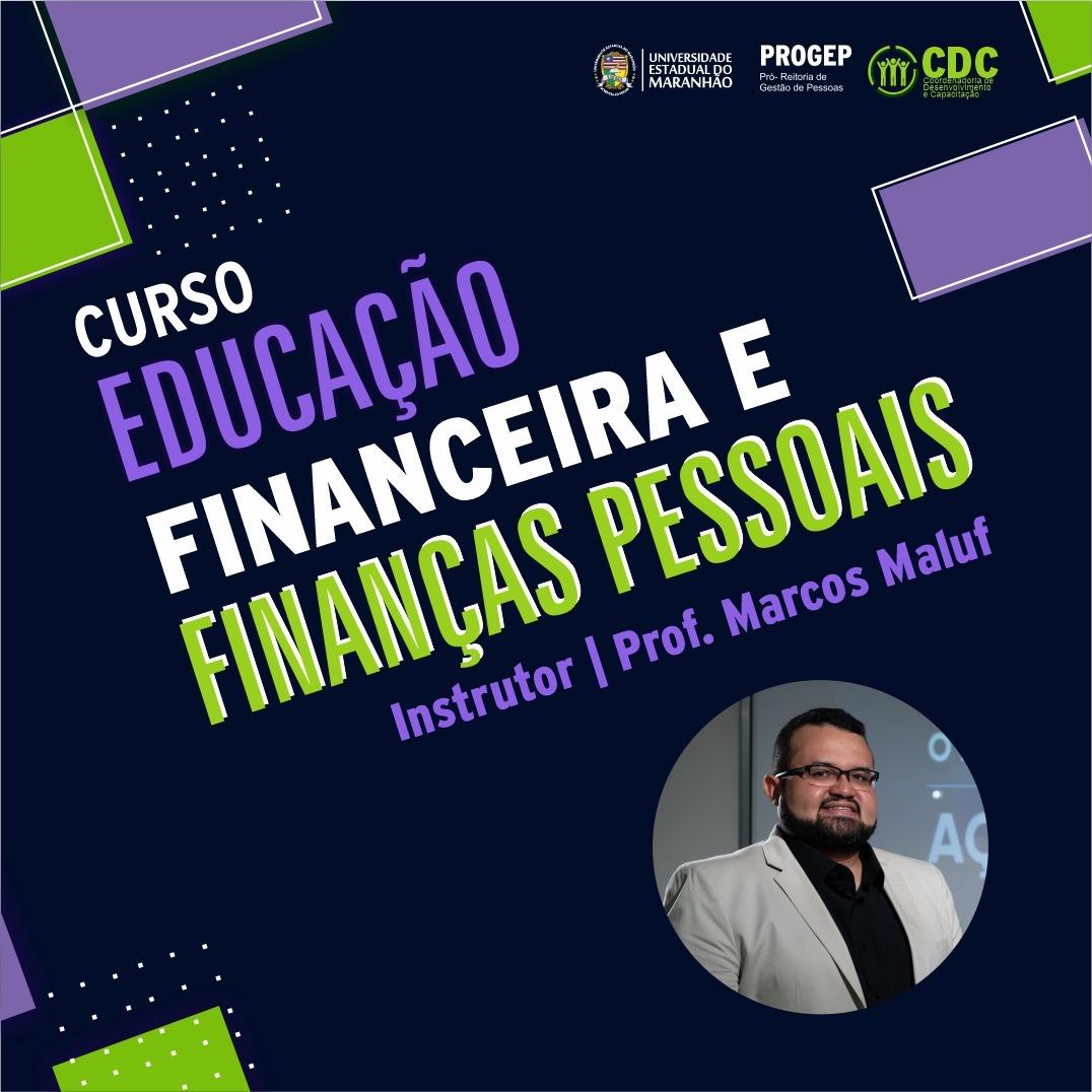 Educação Financeira e Finanças Pessoais